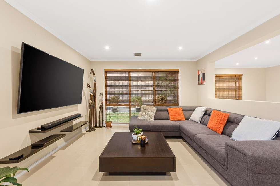 Fifth view of Homely house listing, 23 Kilcatten Rise, Rowville VIC 3178