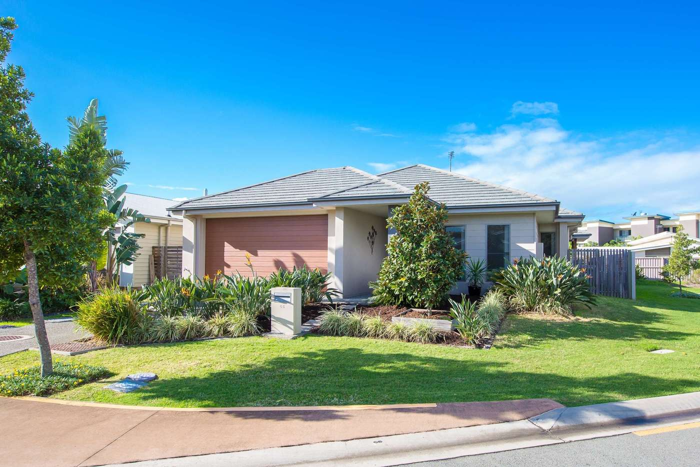Main view of Homely house listing, 45 Azure Way, Hope Island QLD 4212