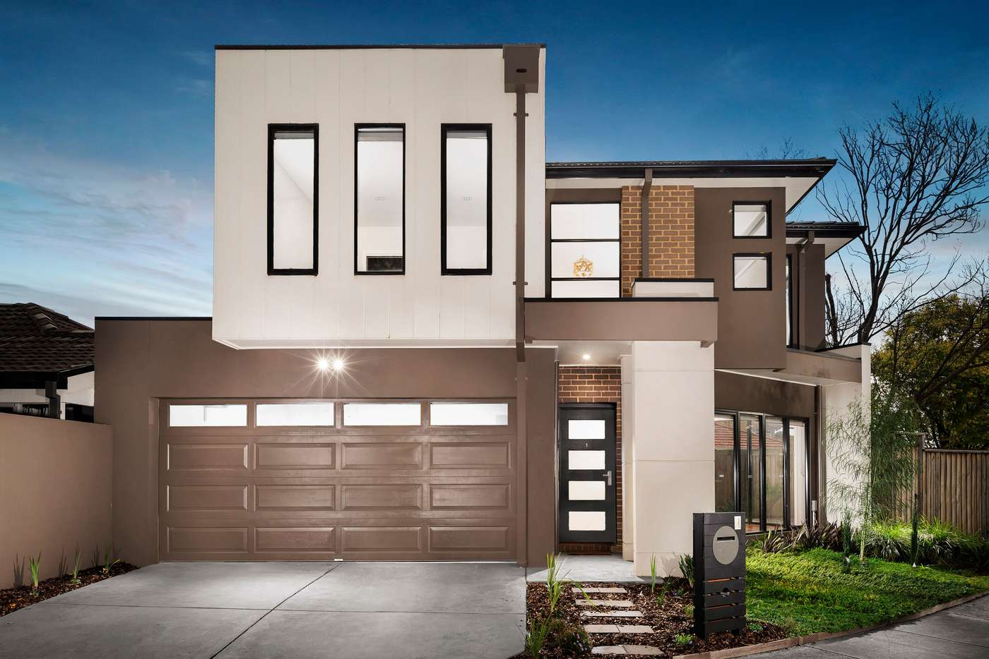 Main view of Homely house listing, 1 Mersey Close, Rowville VIC 3178
