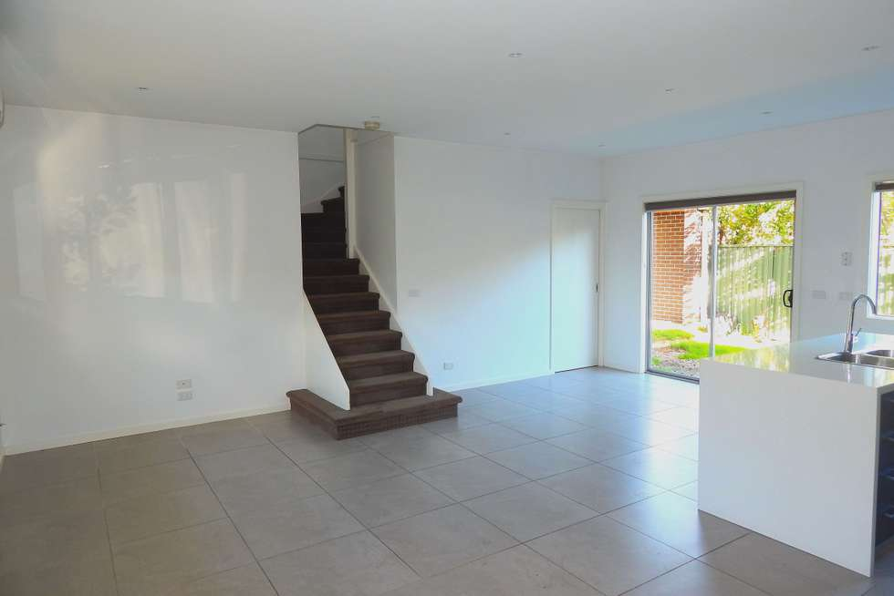 Second view of Homely townhouse listing, 3/353 Gaffney Street, Pascoe Vale VIC 3044