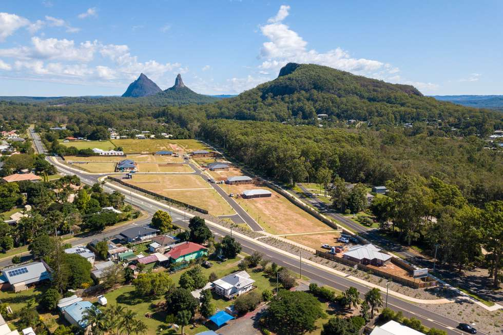 Fifth view of Homely residentialLand listing, Lot 15 Albyn Place, Glass House Mountains QLD 4518