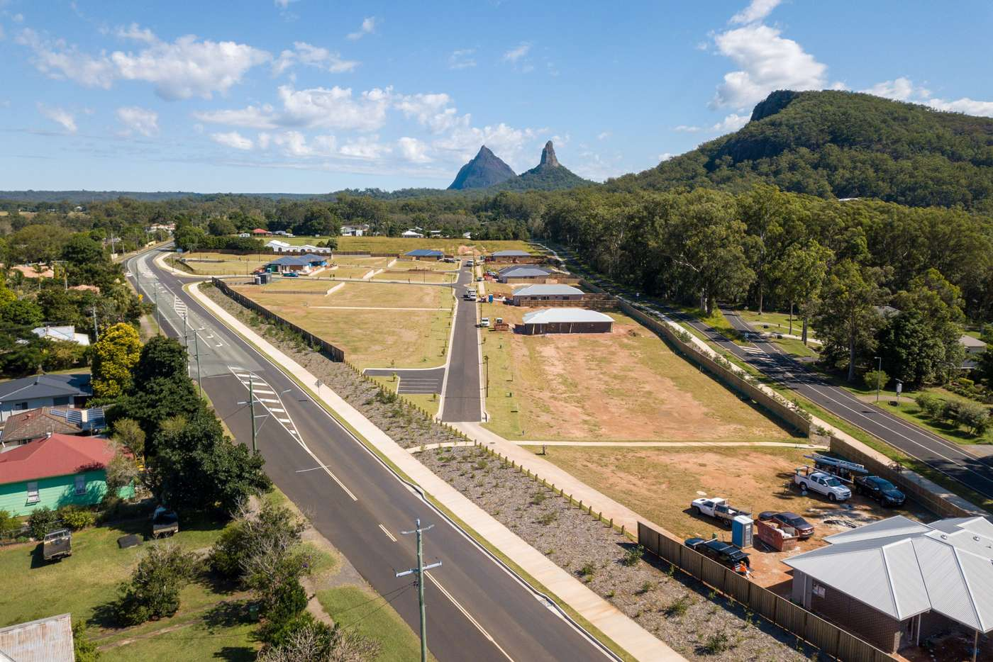 Sixth view of Homely residentialLand listing, Lot 15 Albyn Place, Glass House Mountains QLD 4518