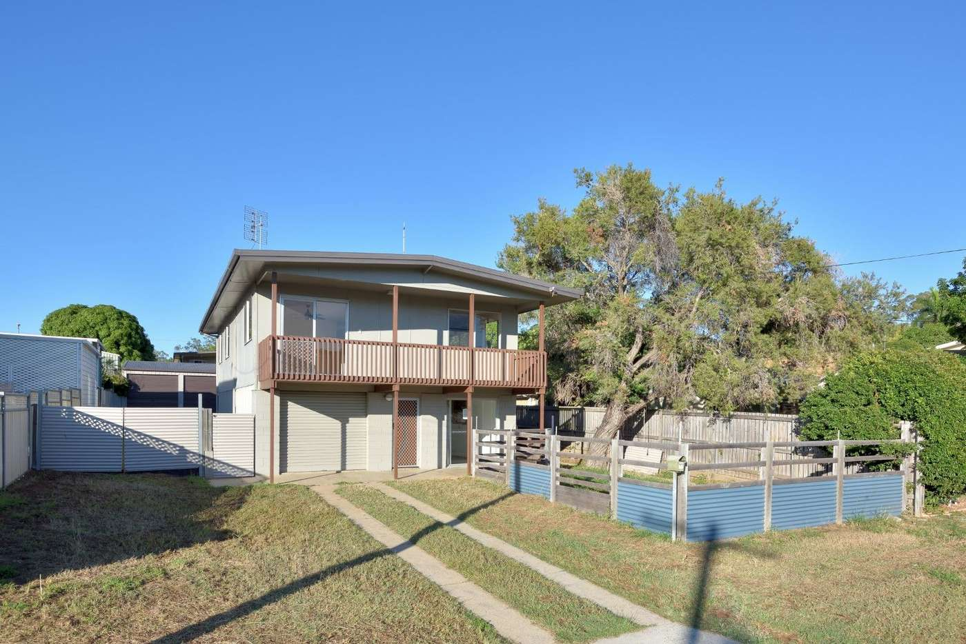 Main view of Homely house listing, 43 Flinders Street, West Gladstone QLD 4680