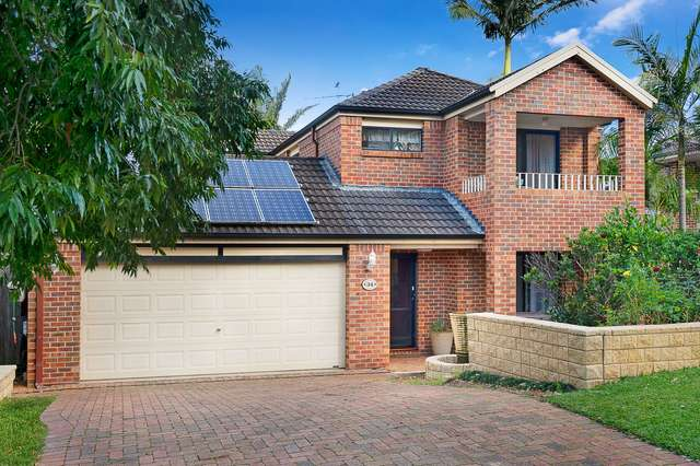 34 Stratheden Avenue, Beaumont Hills NSW 2155