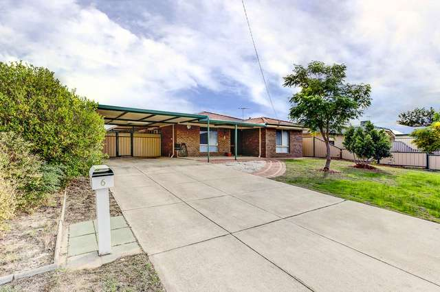 6 Kilmeston Court, Maddington WA 6109