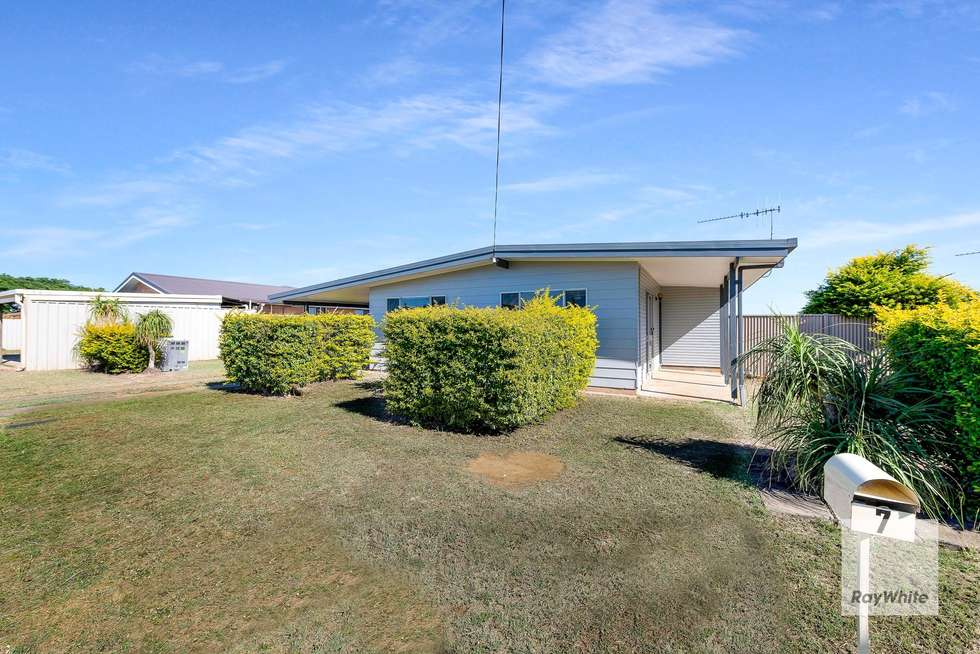 Fourth view of Homely house listing, 7 Chapman Street, Kalkie QLD 4670