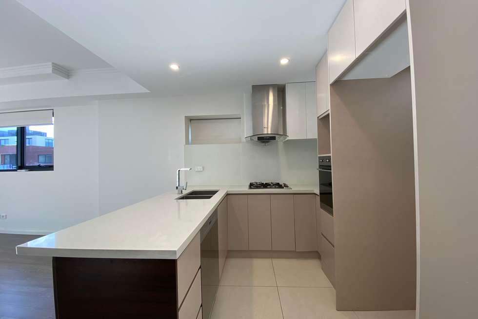 Third view of Homely apartment listing, 706/4-8 Smallwood Avenue, Homebush NSW 2140