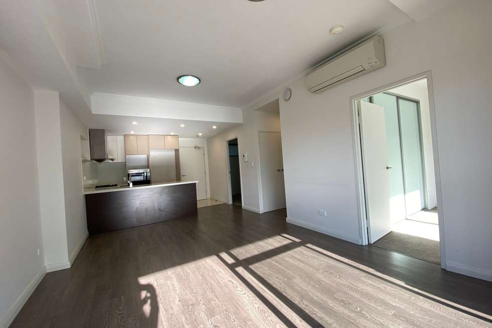 Fifth view of Homely apartment listing, 706/4-8 Smallwood Avenue, Homebush NSW 2140