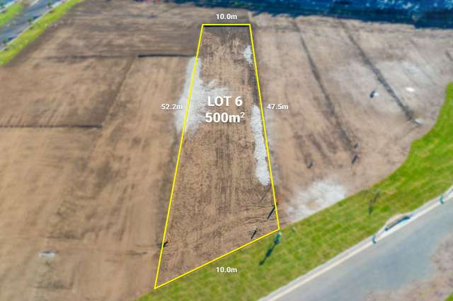 LOT 6, 387-395 Old Cleveland Road East (Menas Court), Birkdale QLD 4159