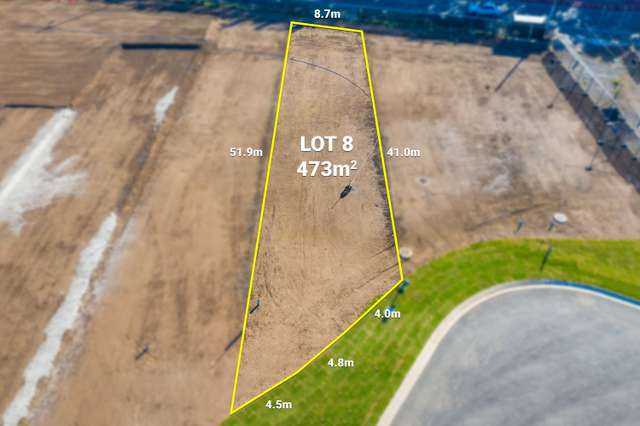 LOT 8, 387-395 Old Cleveland Road East (Menas Court), Birkdale QLD 4159