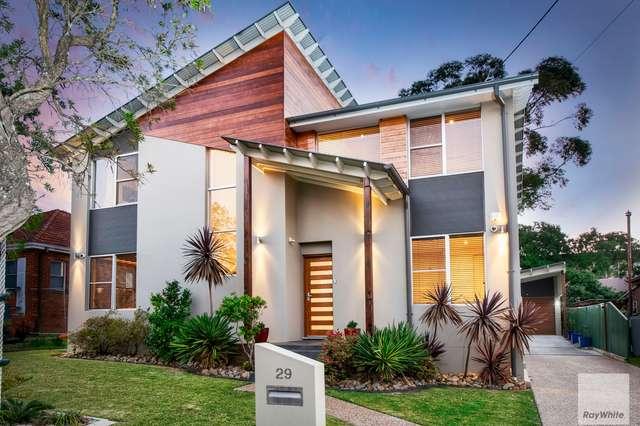29 Karoola Crescent, Caringbah NSW 2229