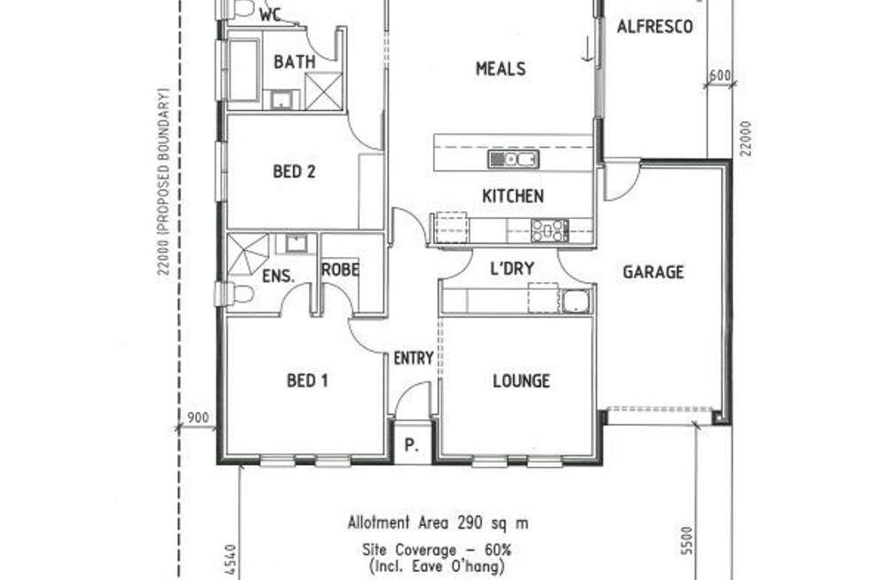 Second view of Homely residentialLand listing, 1 Kuranya Way, Morphett Vale SA 5162