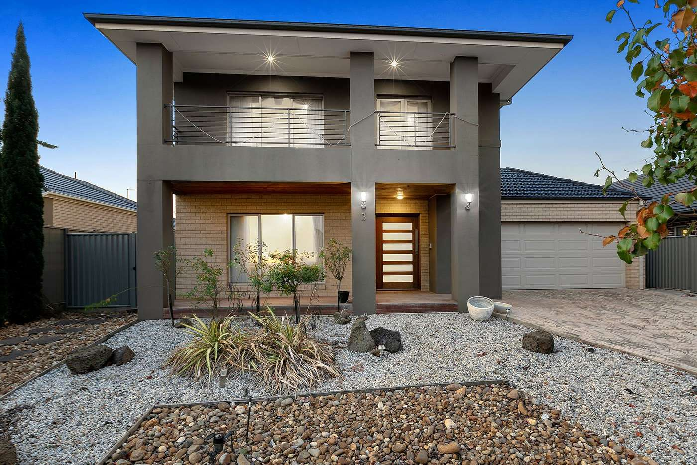 Main view of Homely house listing, 3 Mclaren Chase, Caroline Springs VIC 3023