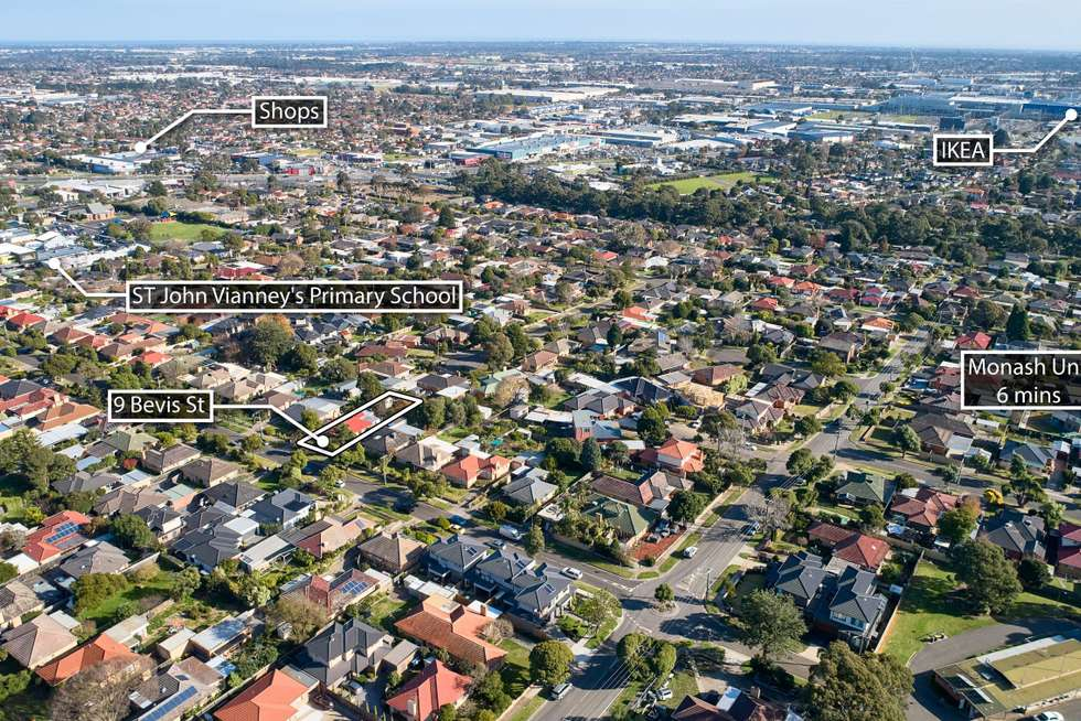 Fourth view of Homely house listing, 9 Bevis Street, Mulgrave VIC 3170