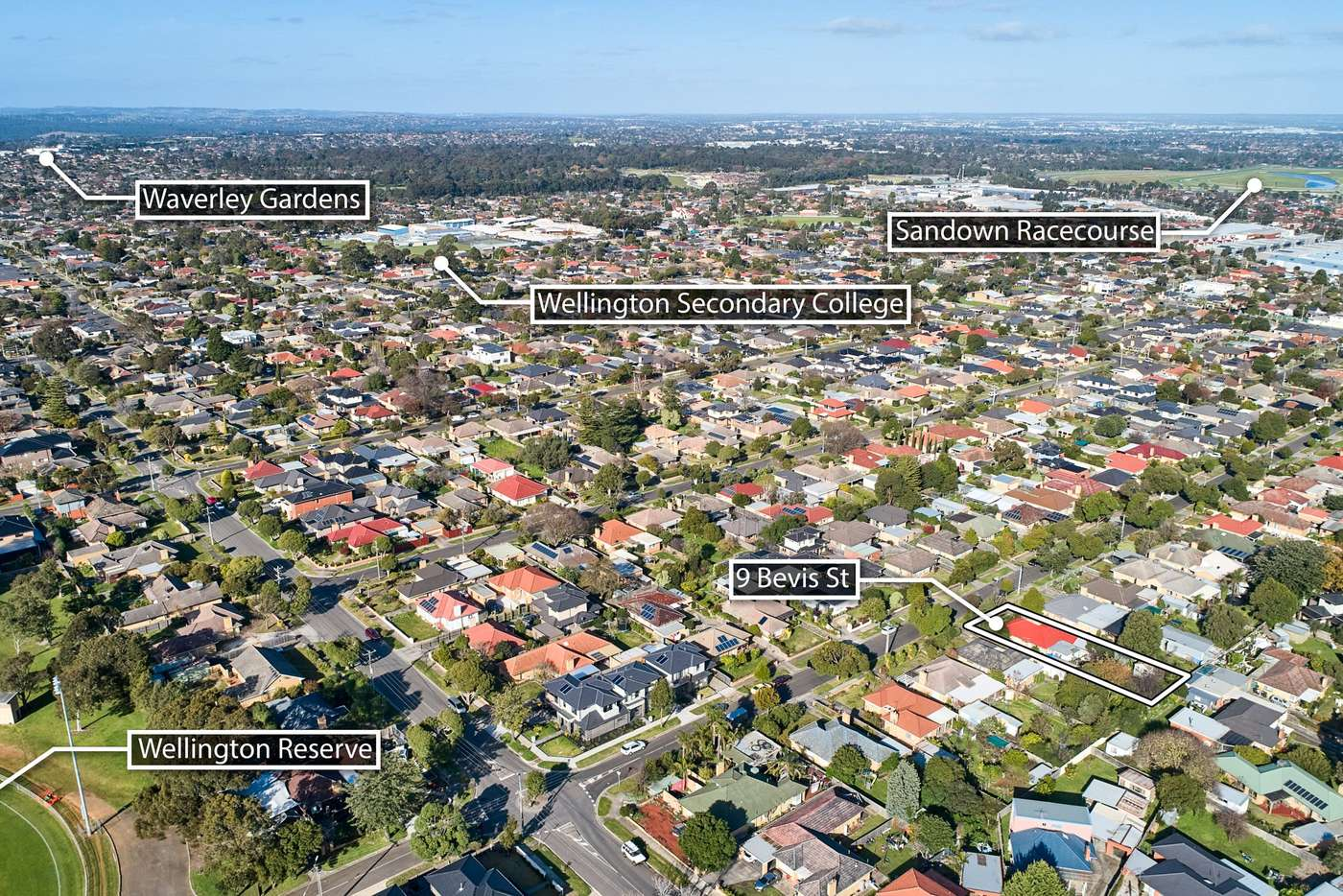 Fifth view of Homely house listing, 9 Bevis Street, Mulgrave VIC 3170