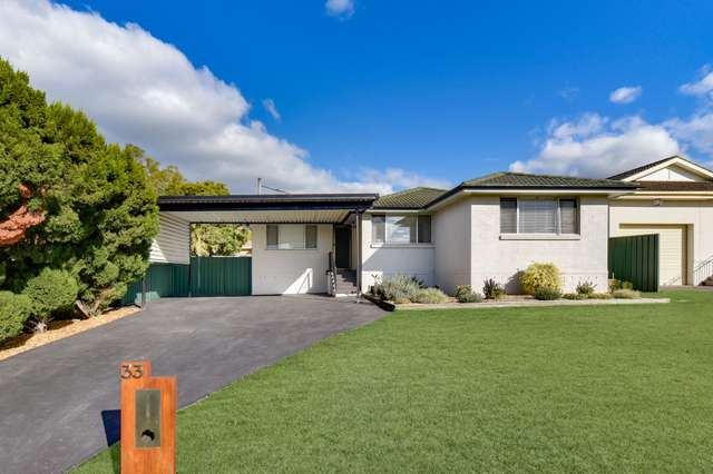 33 Old Kent Road, Ruse NSW 2560