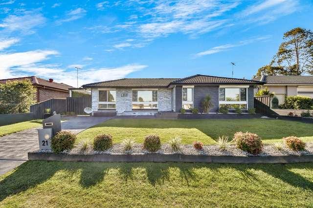 21 Livingstone Avenue, Ingleburn NSW 2565