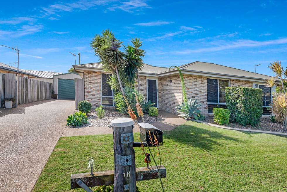 Third view of Homely house listing, 16 Pettigrew Drive, Kalkie QLD 4670
