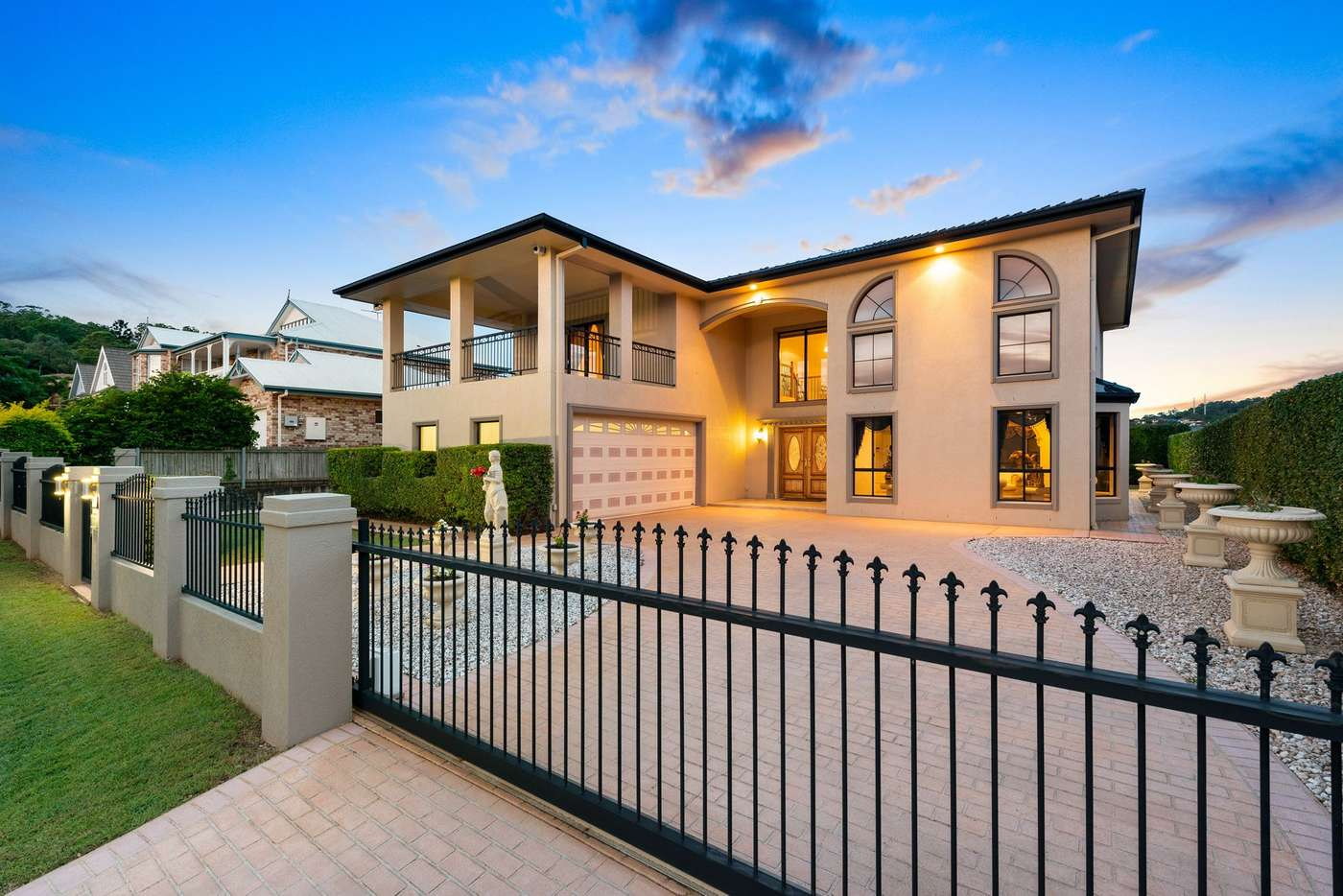 Main view of Homely house listing, 57 Sunset Place, Carindale QLD 4152