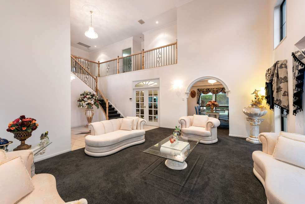 Second view of Homely house listing, 57 Sunset Place, Carindale QLD 4152