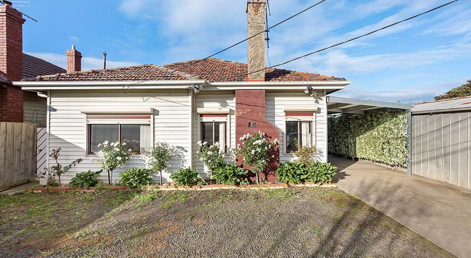 12 Ashley Street, West Footscray VIC 3012