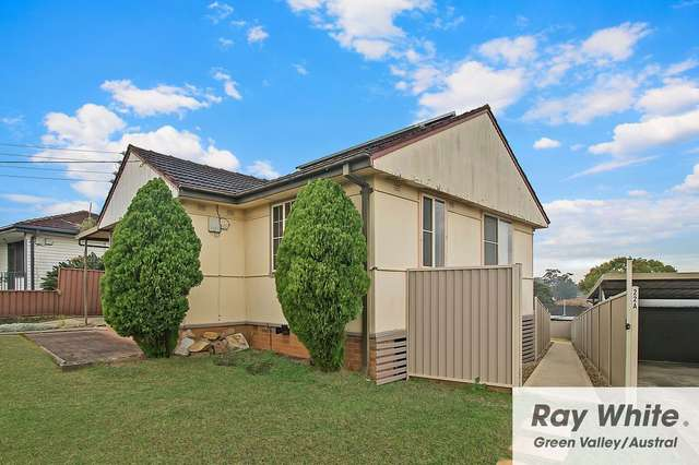 22 Banks Road, Busby NSW 2168