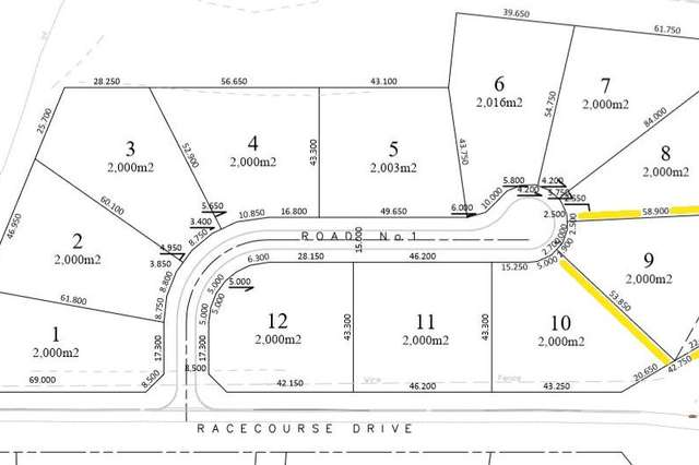 Lot 9 Jockey Court