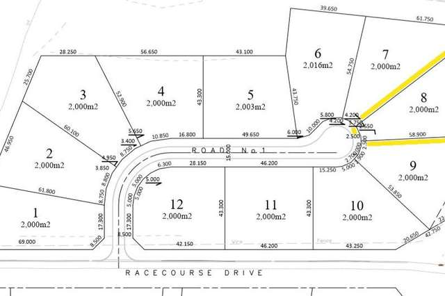Lot 8 Jockey Court