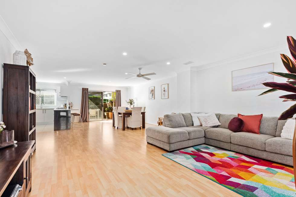 Third view of Homely townhouse listing, 25/11 Glin Avenue, Newmarket QLD 4051
