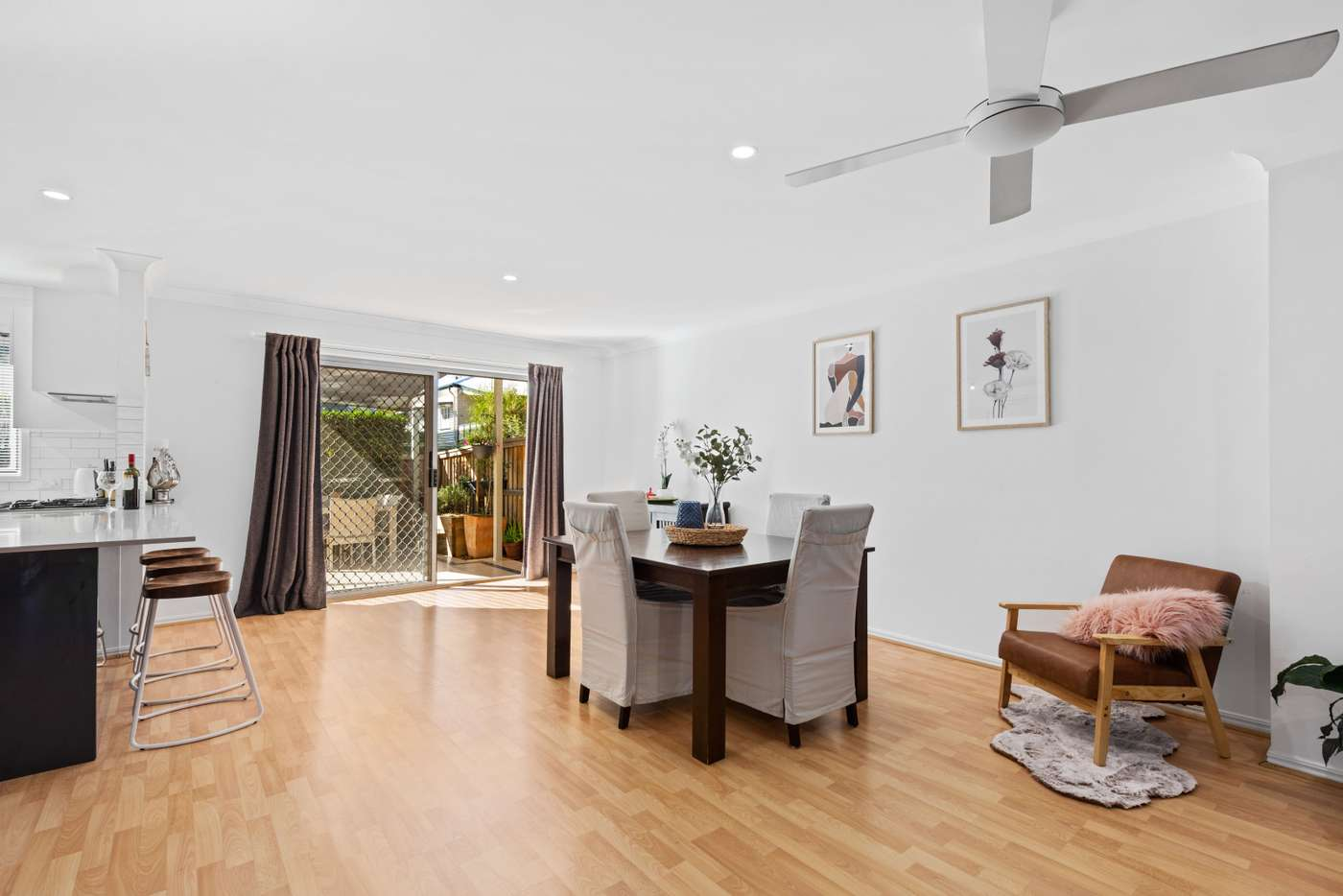 Fifth view of Homely townhouse listing, 25/11 Glin Avenue, Newmarket QLD 4051