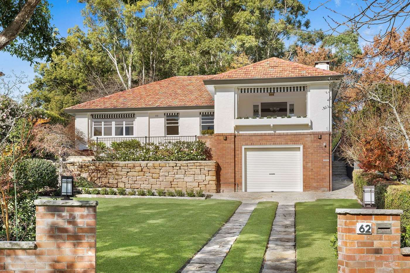 Main view of Homely house listing, 62 Bushlands Avenue, Gordon NSW 2072