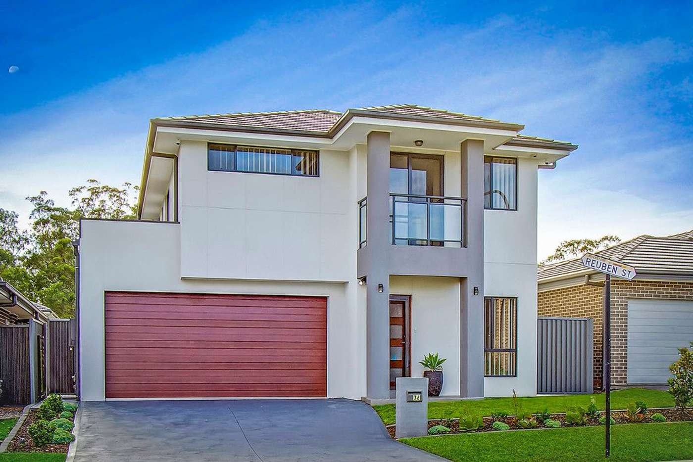 Main view of Homely house listing, 36 Reuben Street, Riverstone NSW 2765