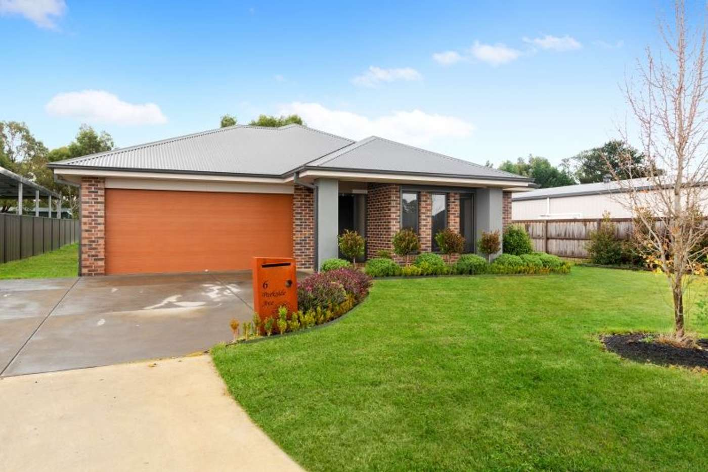 Main view of Homely house listing, 6 Parkside Avenue, Romsey VIC 3434