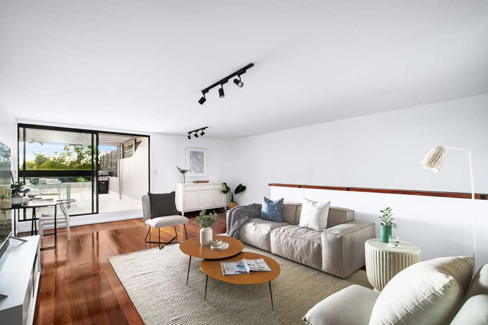Second view of Homely apartment listing, 4/33-35 Reynolds Street, Cremorne NSW 2090