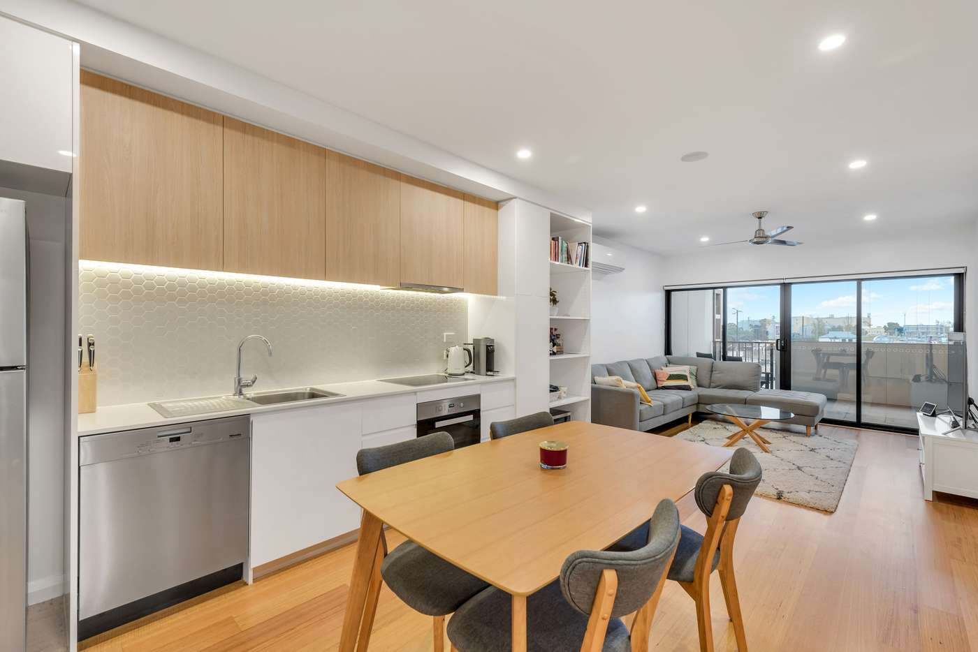 Main view of Homely unit listing, 402/3 Fourth Street, Bowden SA 5007