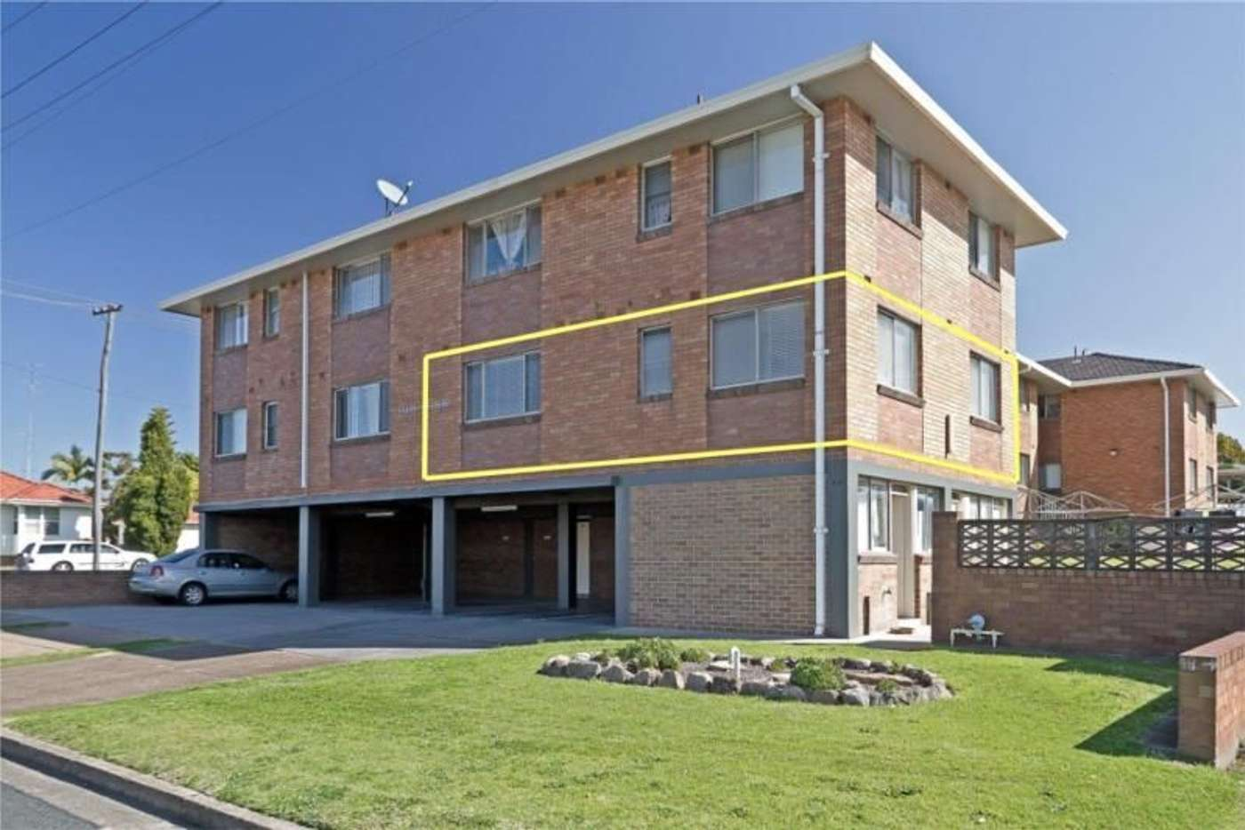 Main view of Homely unit listing, 2/44-46 Waroonga Road, Waratah NSW 2298