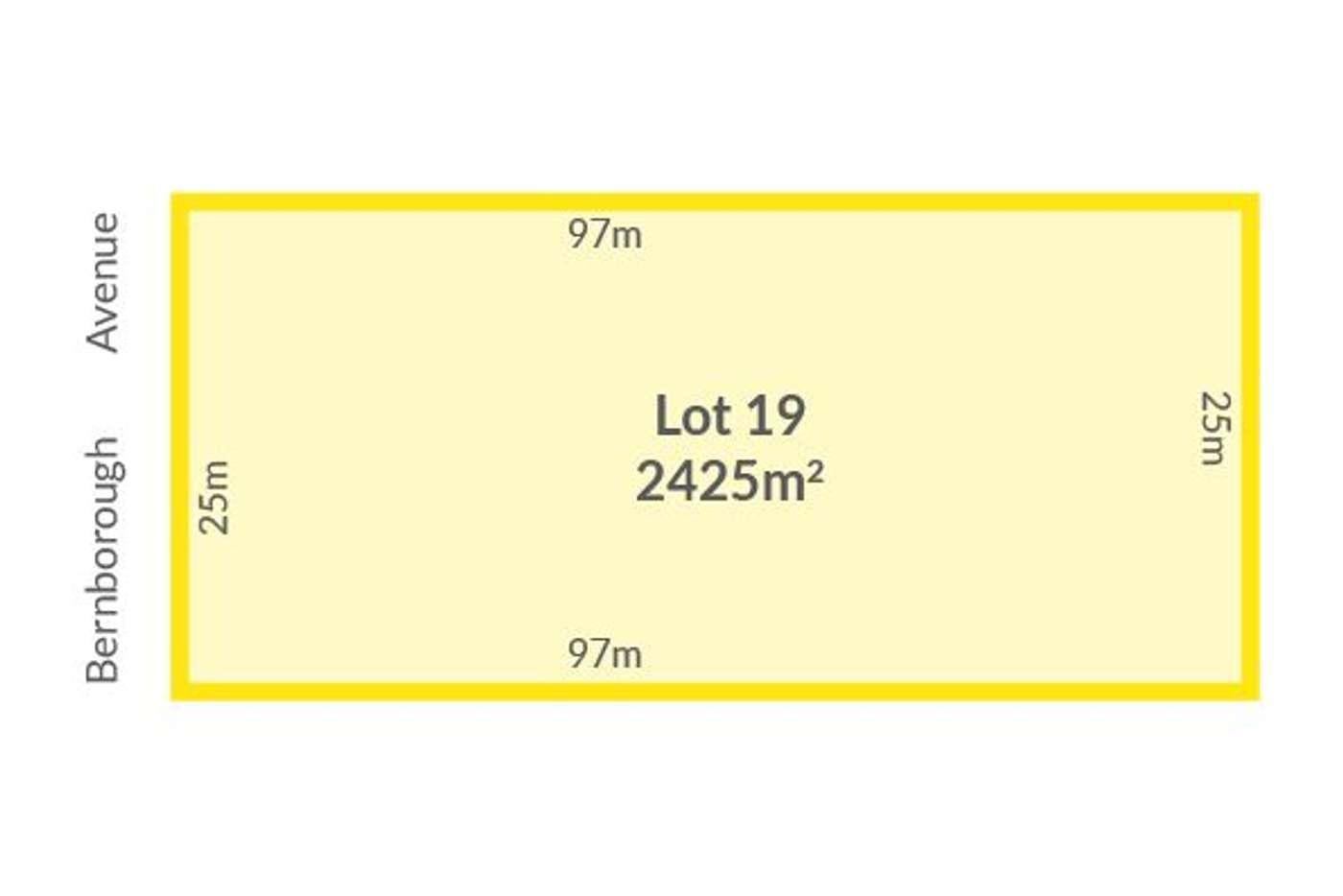 Main view of Homely residentialLand listing, Lot 19 Bernborough, Caversham WA 6055