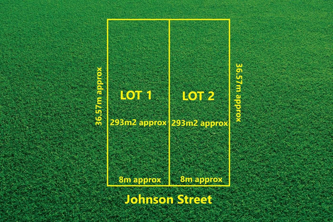 Main view of Homely residentialLand listing, Lot 1, 42 Johnson Street, Royal Park SA 5014