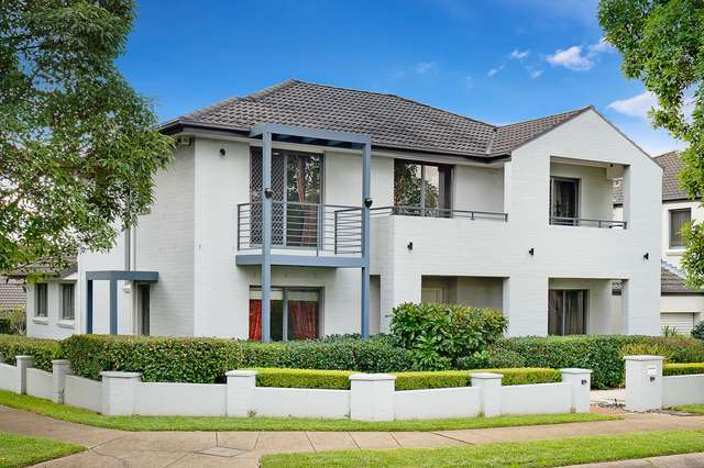 7 Rochdale Circuit, Stanhope Gardens NSW 2768