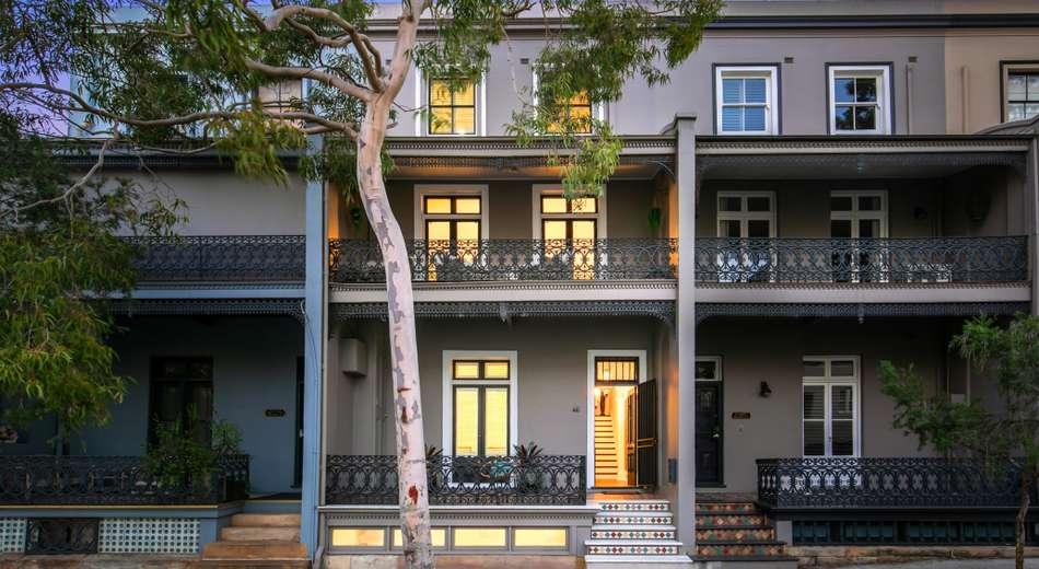 46 Jeffreys Street, Kirribilli NSW 2061