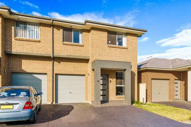11 Agave Glade, Schofields NSW 2762