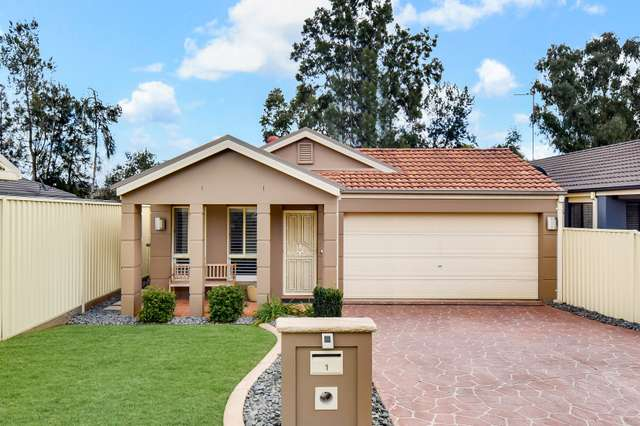 1 Cottage Lane, Currans Hill NSW 2567