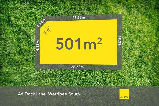 46 Dock Lane, Werribee South VIC 3030