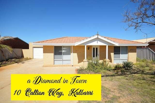10 Callion Way, Kalbarri WA 6536