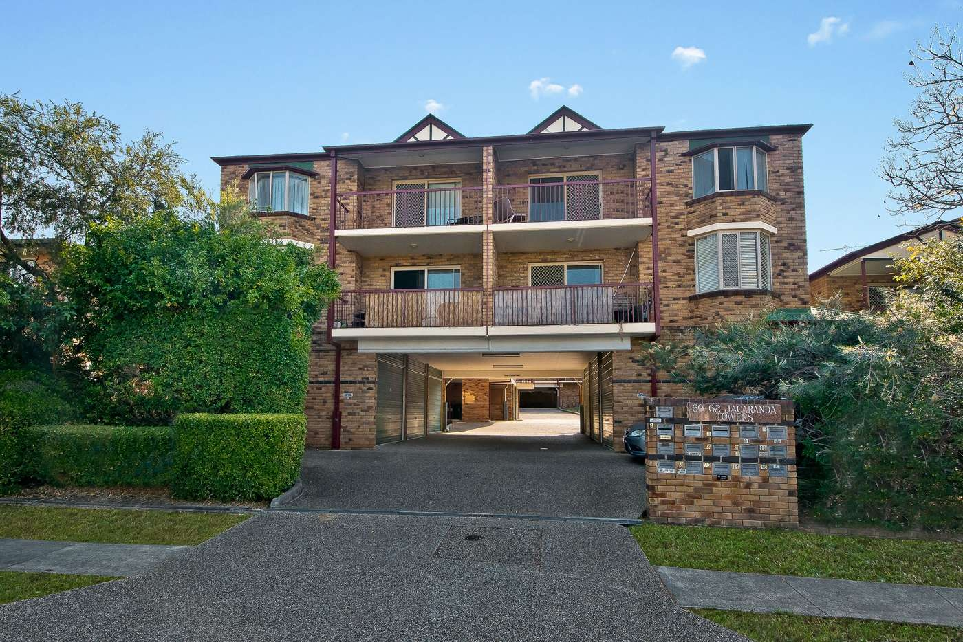 Main view of Homely unit listing, 12/60-62 Lade Street, Gaythorne QLD 4051