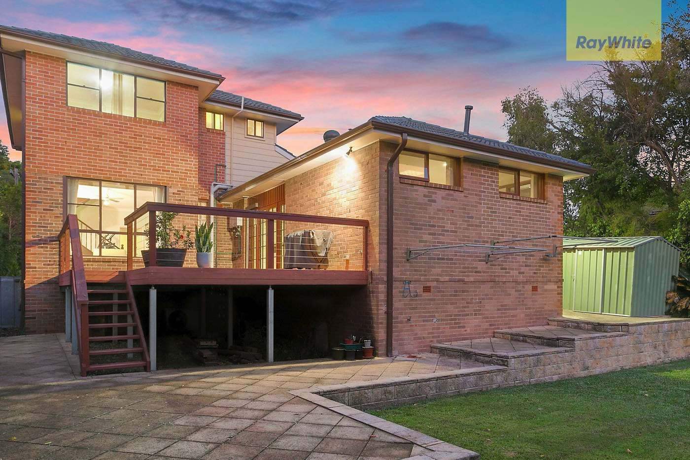 Sixth view of Homely house listing, 27 Kerrie Road, Oatlands NSW 2117