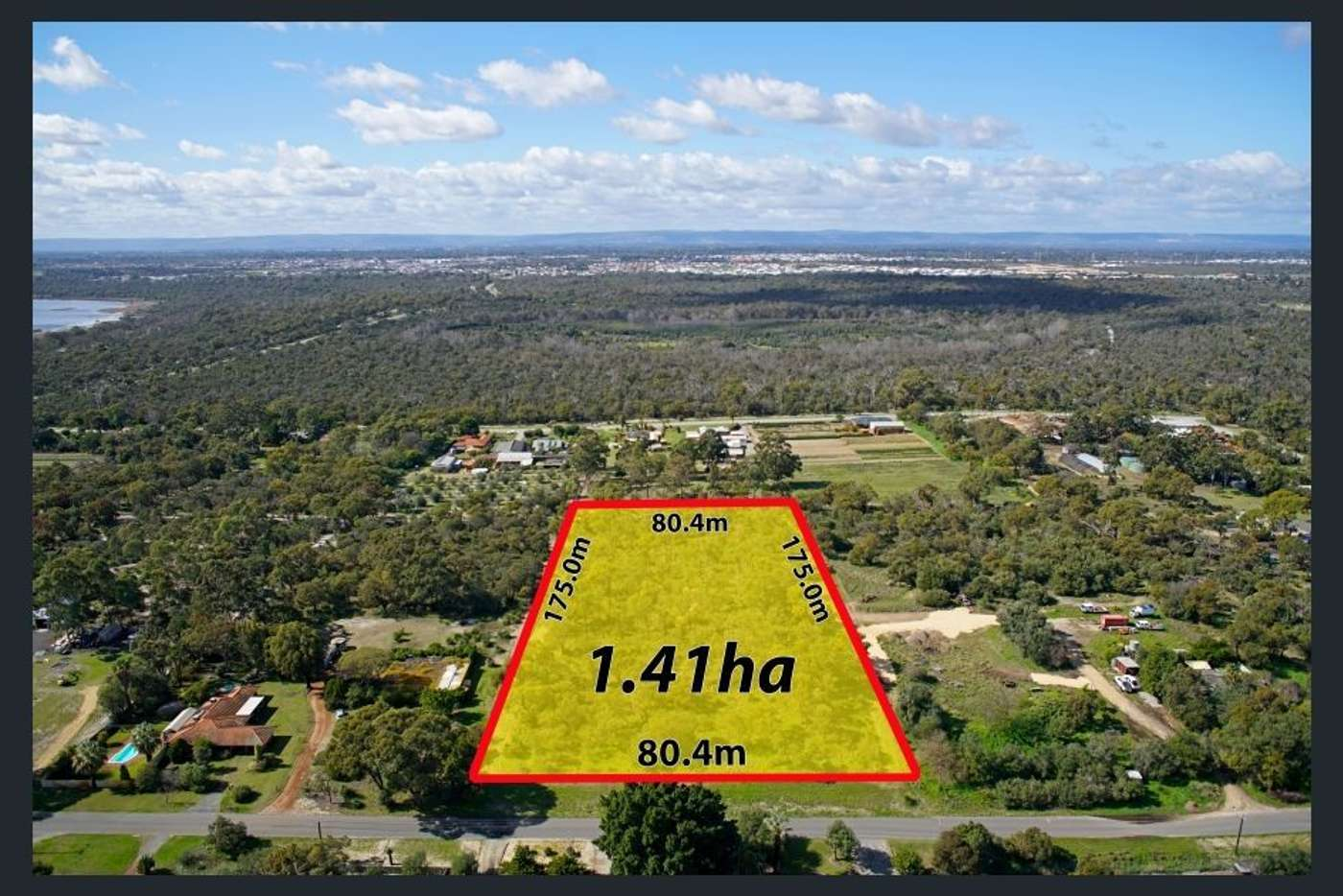 Main view of Homely residentialLand listing, Lot 42 Lorimer Road, Wattleup WA 6166