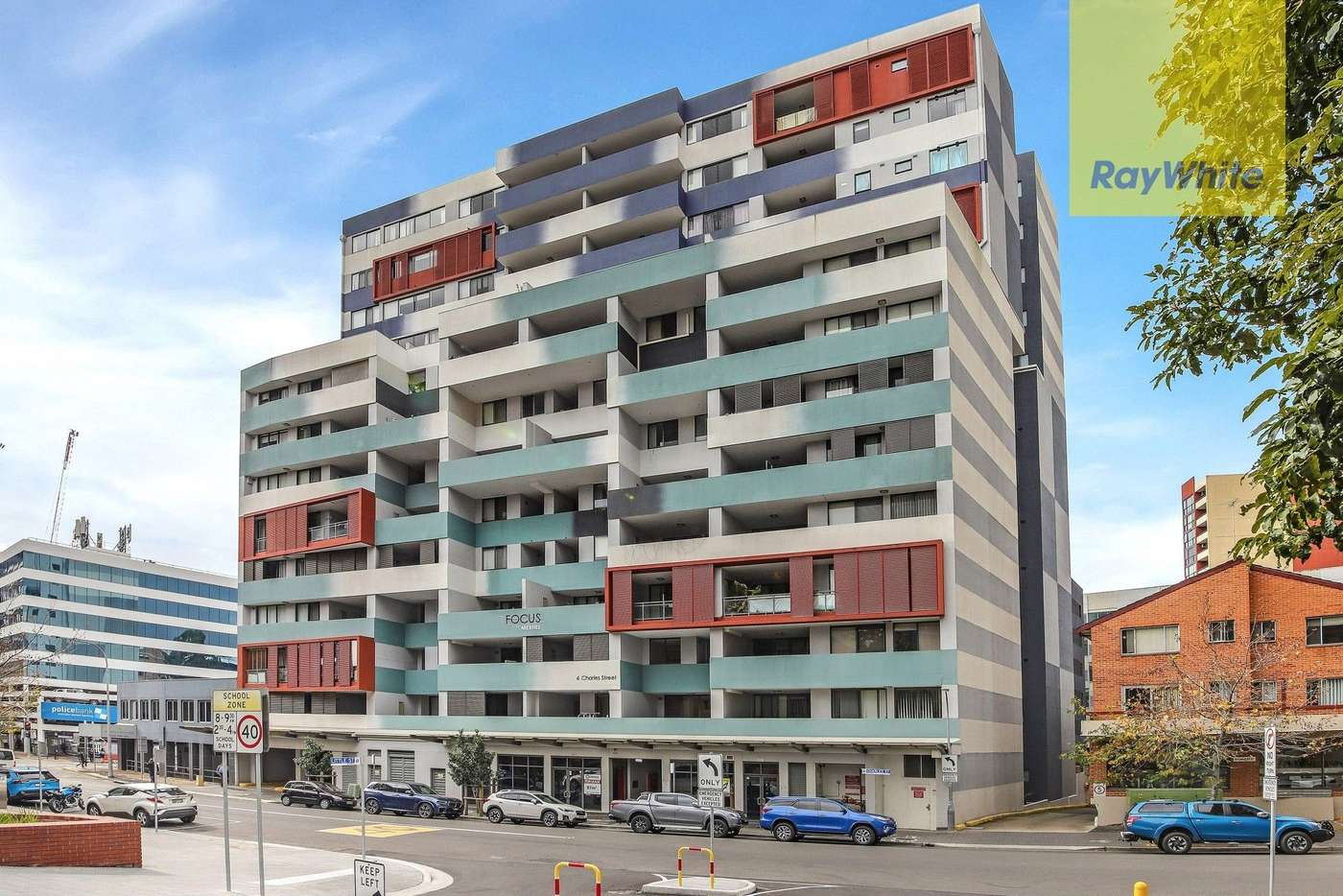 Main view of Homely apartment listing, 402/6-10 Charles Street, Parramatta NSW 2150