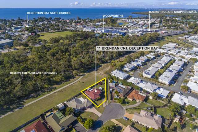 11 Brendan Court, Deception Bay QLD 4508