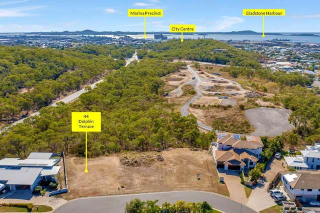 44 Dolphin Terrace, South Gladstone QLD 4680
